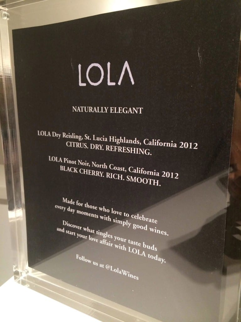 LOLA Event FOlioCue Launch at the Judith Charles Gallery in New York