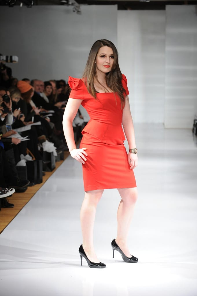 CARRIE HAMMER 2014 New York Fashion Week Show