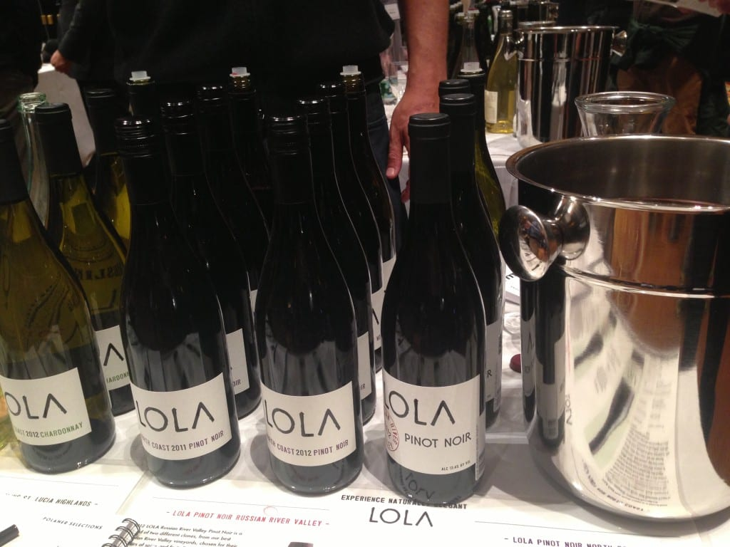 LOLA Wines Polaner New York Gotham Hall Event