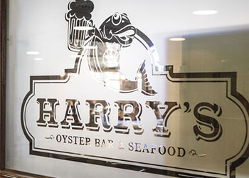 Harry's Oyster and Seafood, Atlantic City